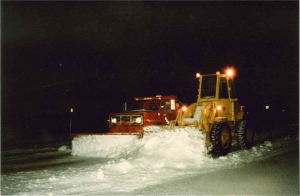 SnowWolf®: A Storied History of Snow Removal Innovation