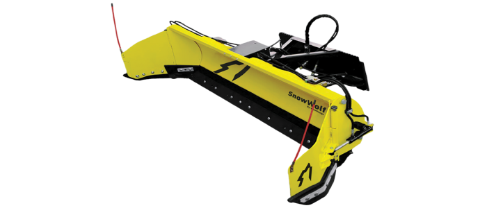 SnowWolf® Introduces Innovative New QuattroPlow™