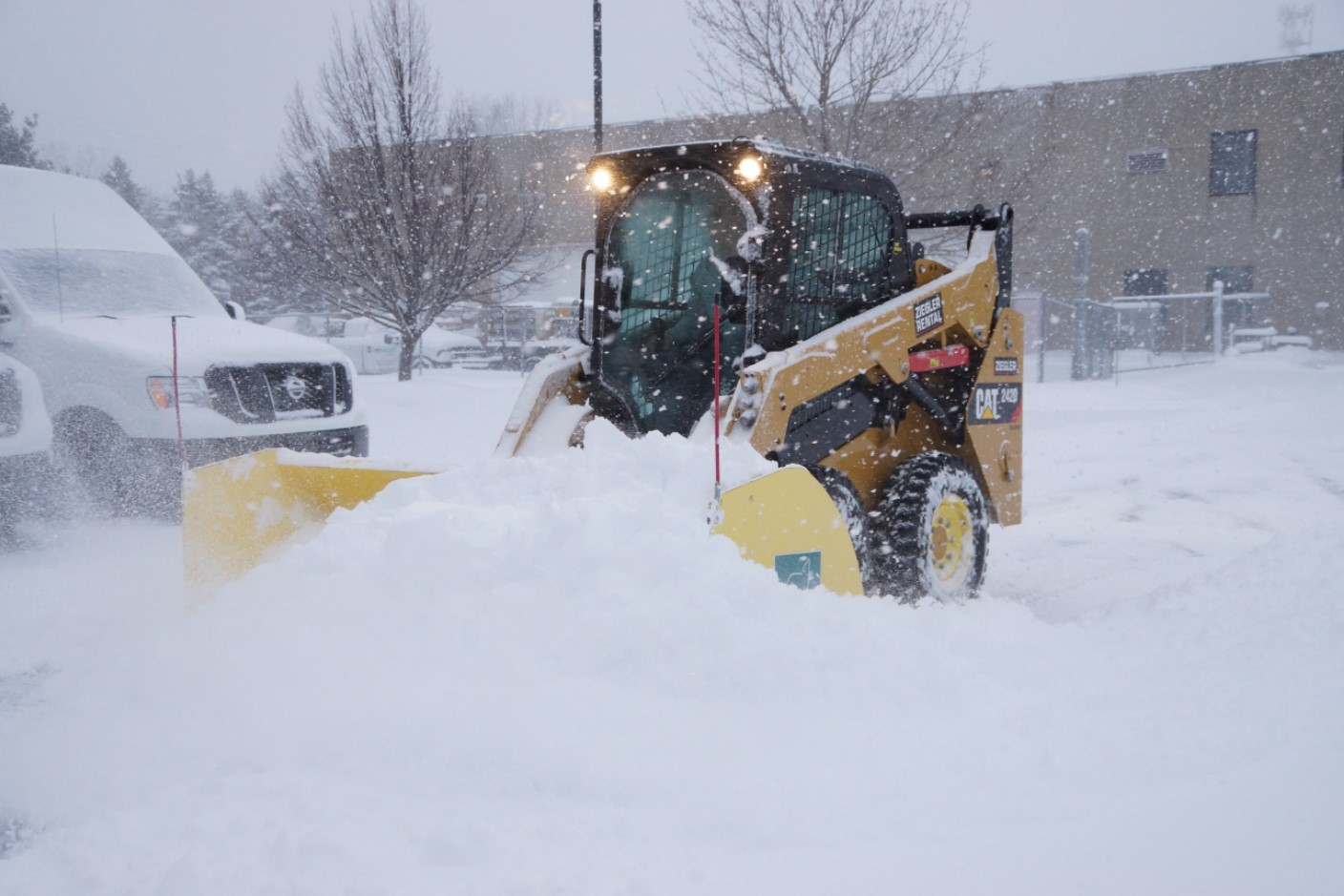 So You Want To Get Into The Snow Removal Business