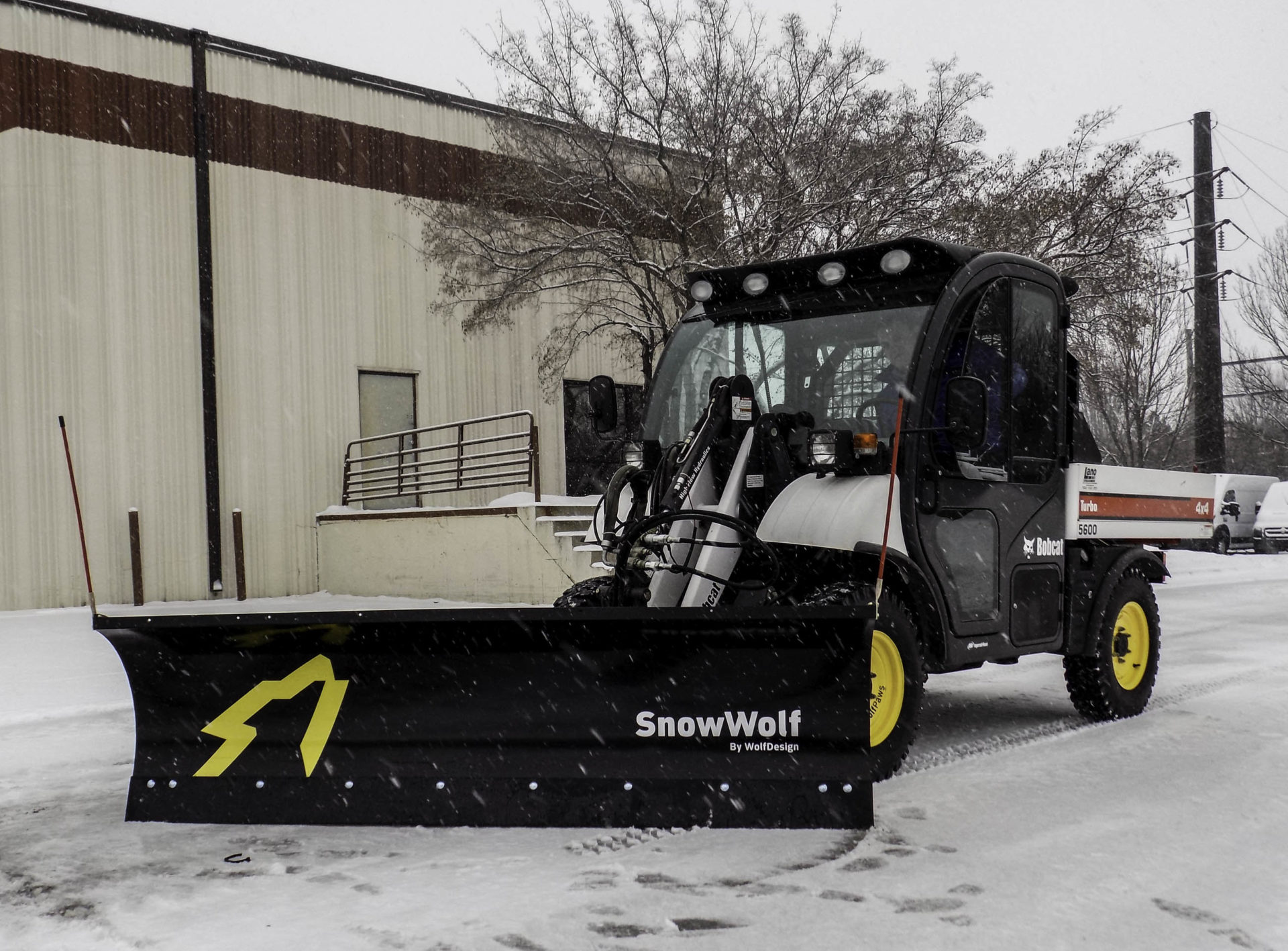 Snowwolf 174 Introduces All New Redesigned Flexplow