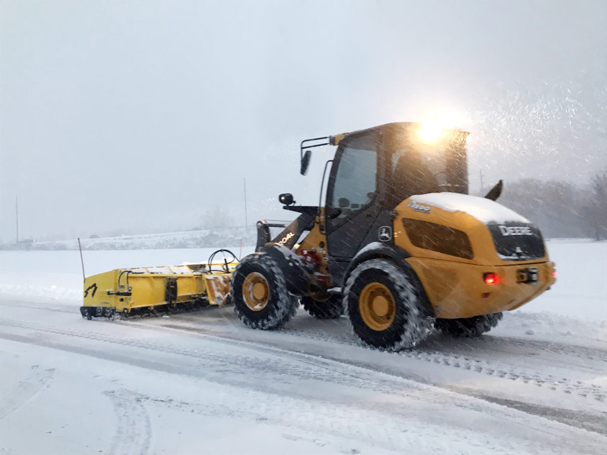 Buying or Leasing Commercial Snow Equipment